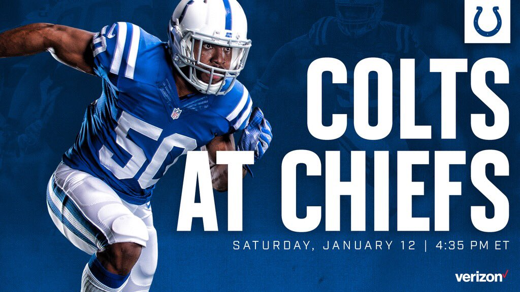 RT @Colts: RT if you're ready for tomorrow. 👀  #ColtsForged | #INDvsKC https://t.co/3lHaTJzRnT