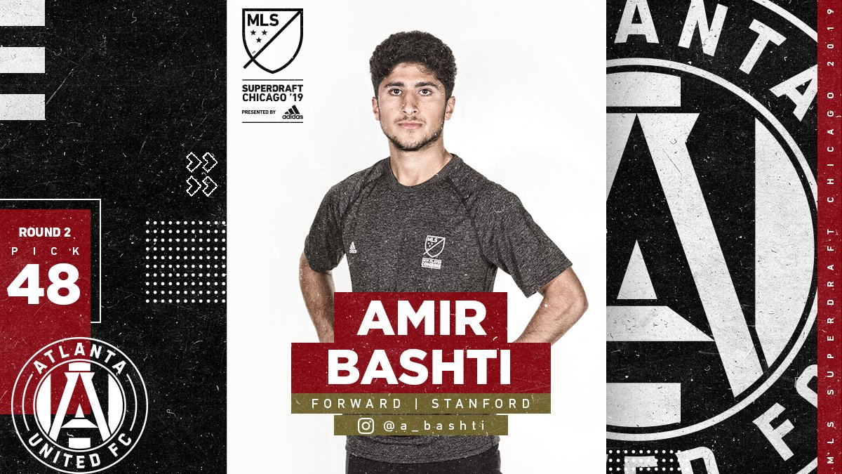 Major League Soccer's photo on Amir Bashti