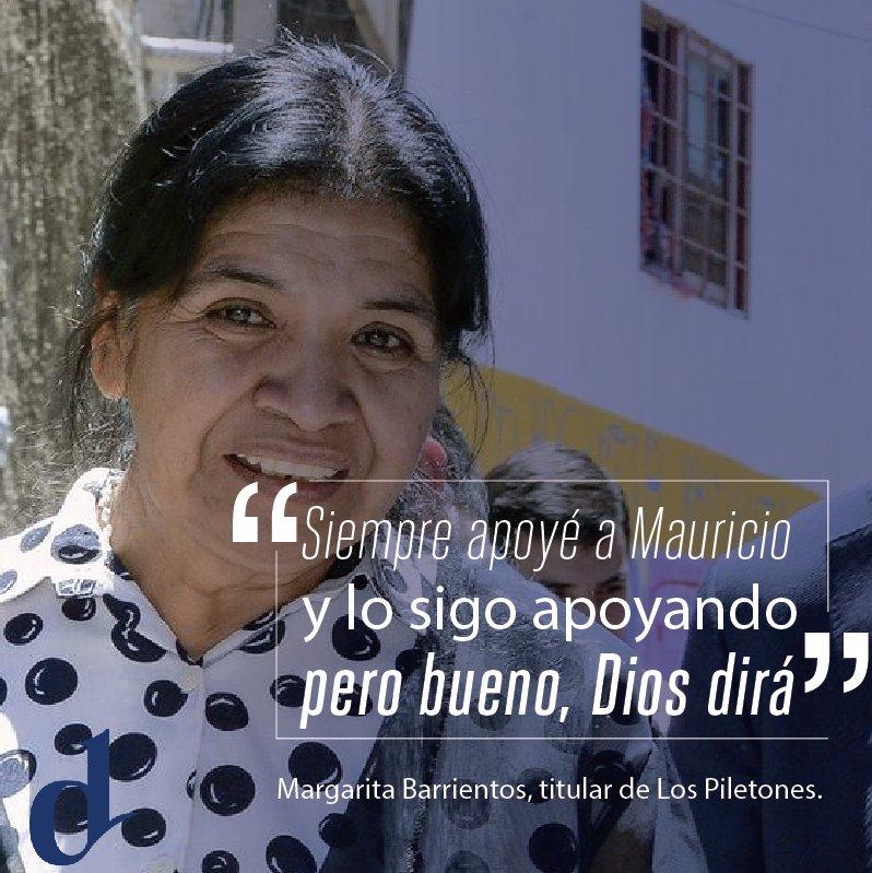 El Destape's photo on Margarita Barrientos