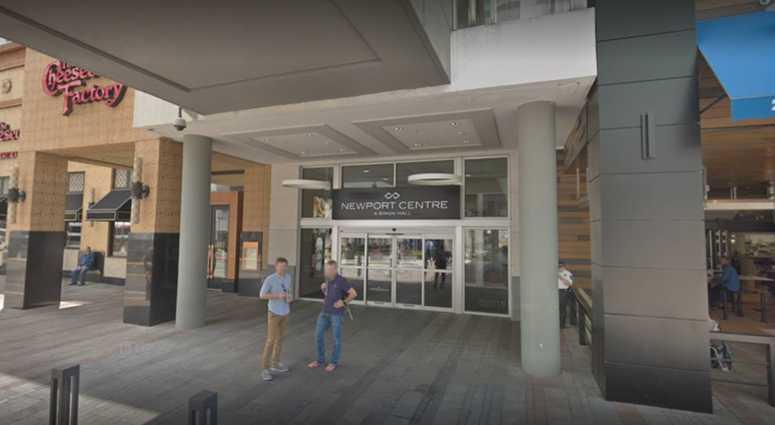 1010 WINS's photo on Newport Centre