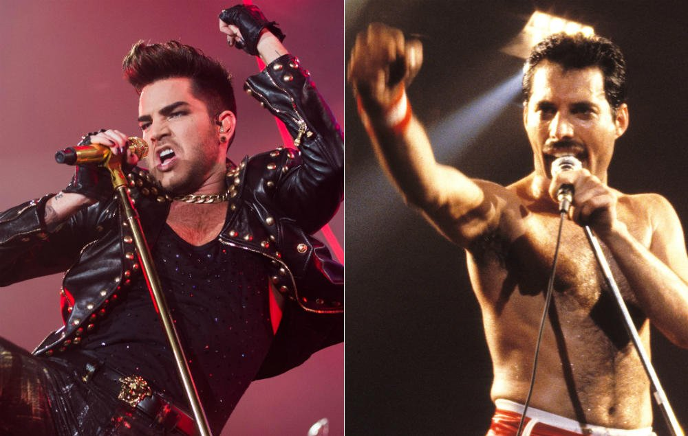 Adam Lambert confirms 'Bohemian Rhapsody' cameo https://t.co/bgP97BGzNM https://t.co/2NzizFeBts