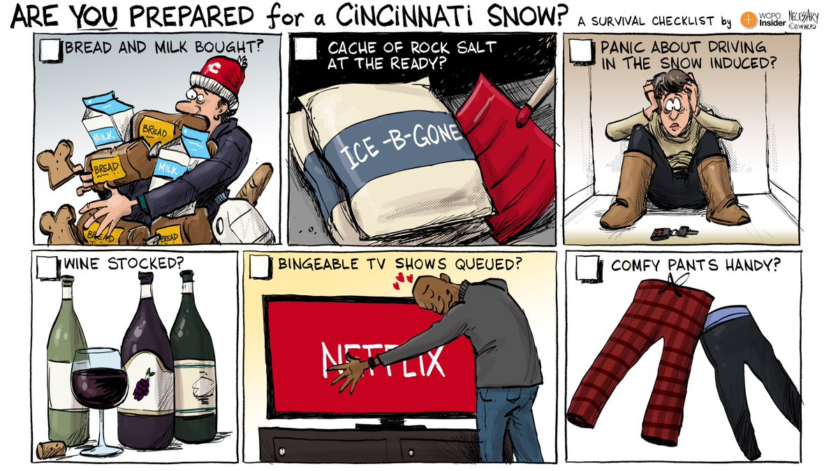 Kevin Necessary's photo on #snowpocalypse
