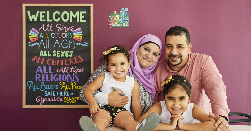 Hearts and Homes for Refugees's photo on Yassin