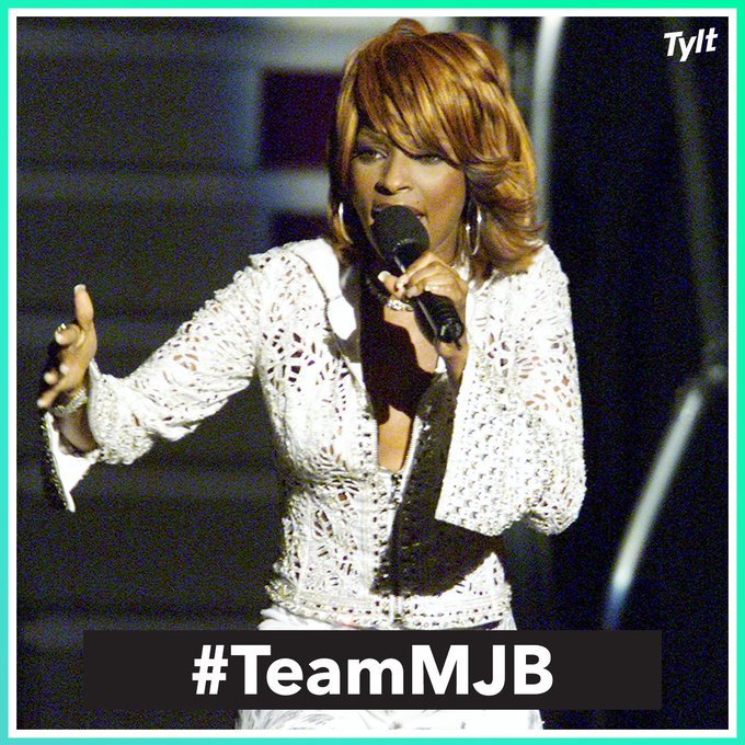 Happy Birthday Mary J. Blige! if she\s your fave \90s R&B songstress!