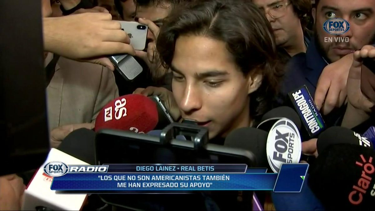 FOX Deportes's photo on #lainez