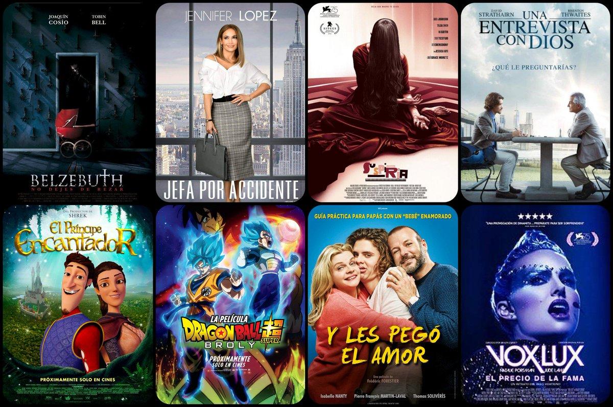 Hablemos de Cine's photo on #jefaporaccidente