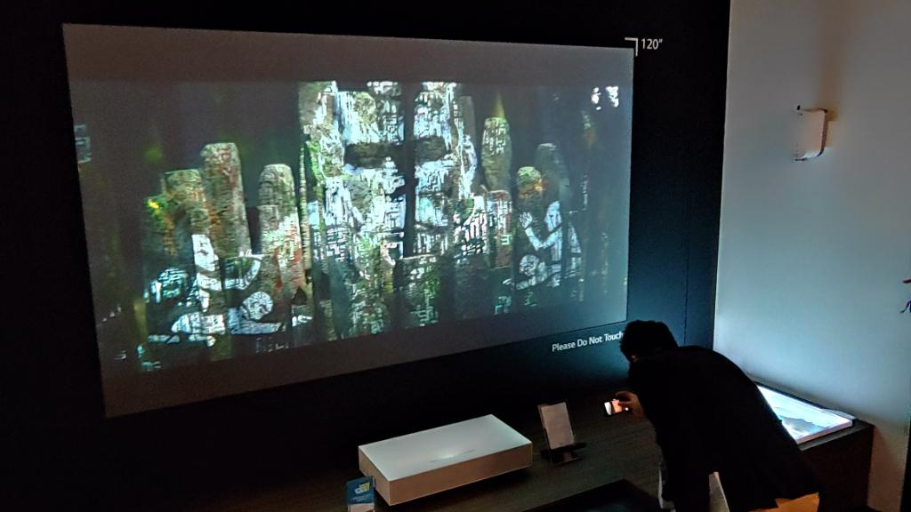 Try These Lg 4k Projector {Mahindra Racing}