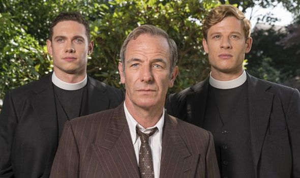 The CustardTV's photo on #grantchester