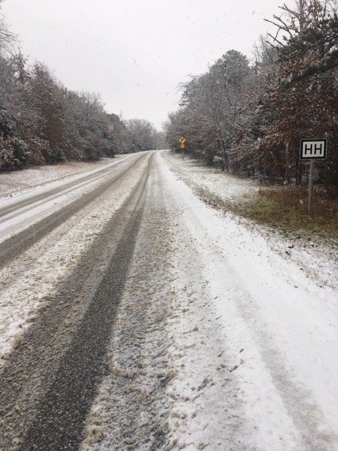 MoDOT Northwest's photo on #WinterStormGia