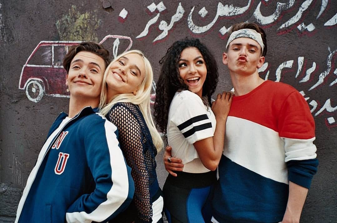 Now United❤❤'s photo on #QueroNoTVZ