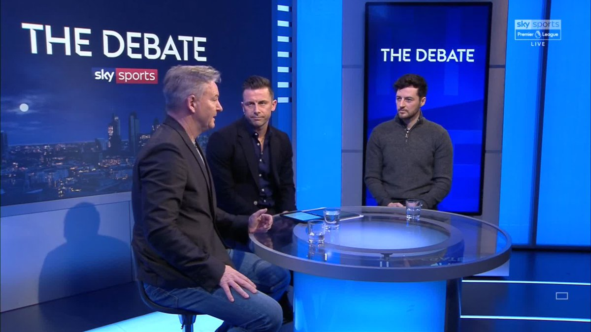 Sky Sports Premier League's photo on #TheDebate
