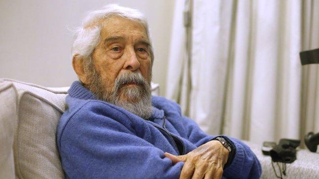 #LaCooperativa Murió Alberto Gato Gamboa, ícono del periodismo nacional Foto