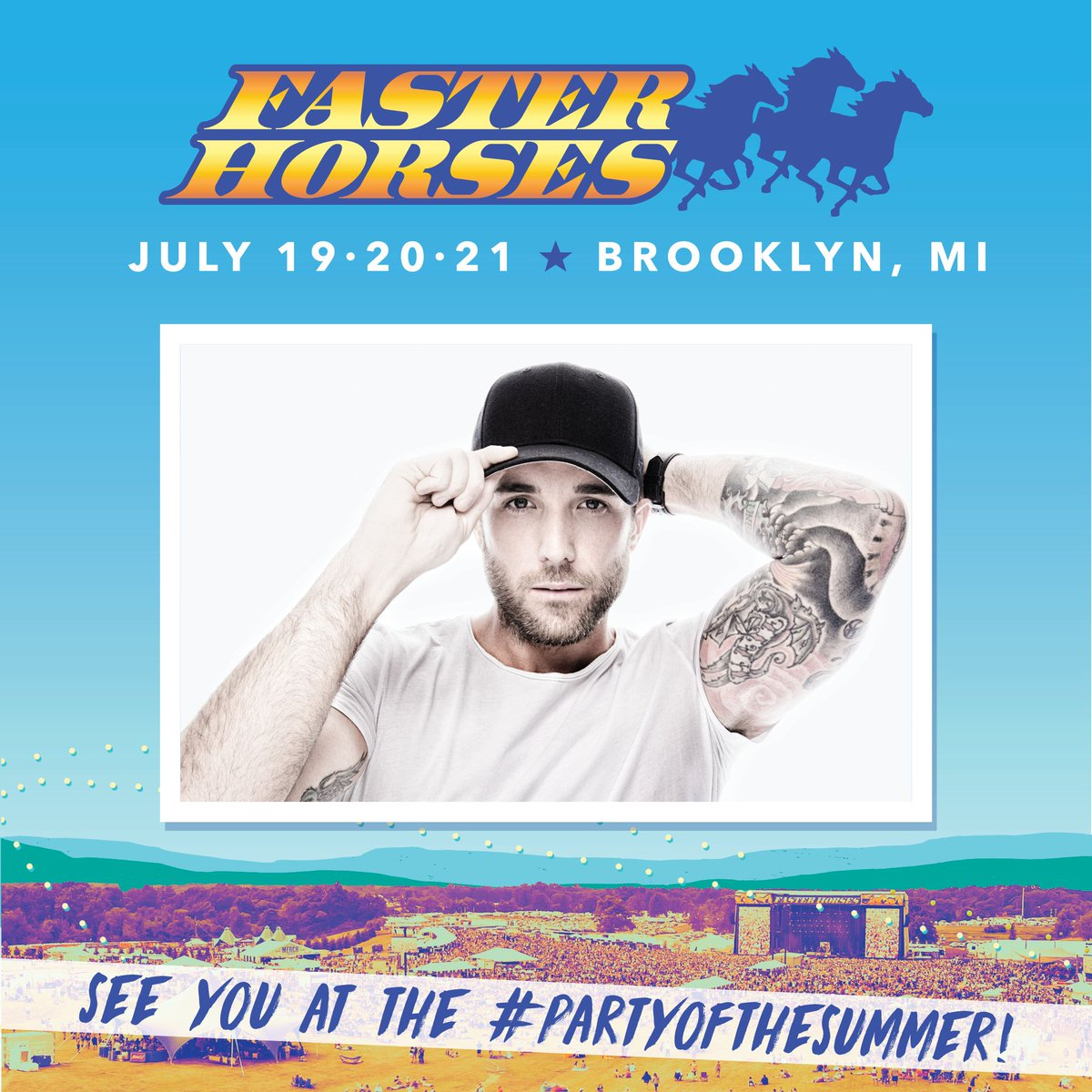 Tyler Rich's photo on Faster Horses