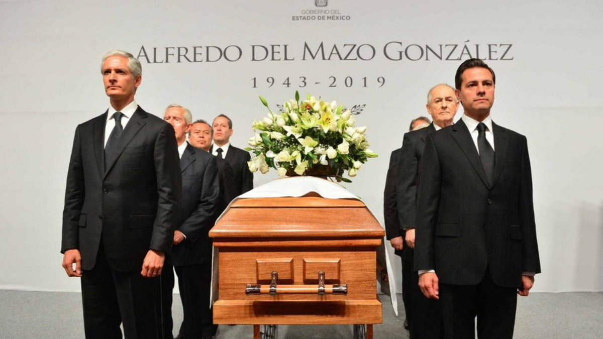 Noticias En La Mira's photo on Alfredo del Mazo González