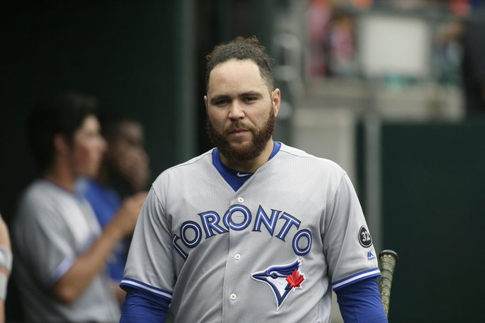 Los Angeles Dodgers adquieren al cátcher Russell Martin⚾️🇨🇦🇺🇸 Photo