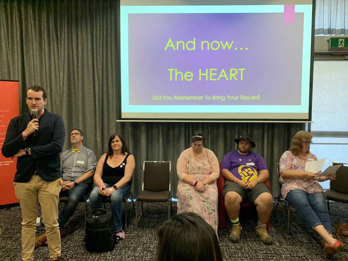 Intersex Human Rights Australia's photo on #BetterTogether2019