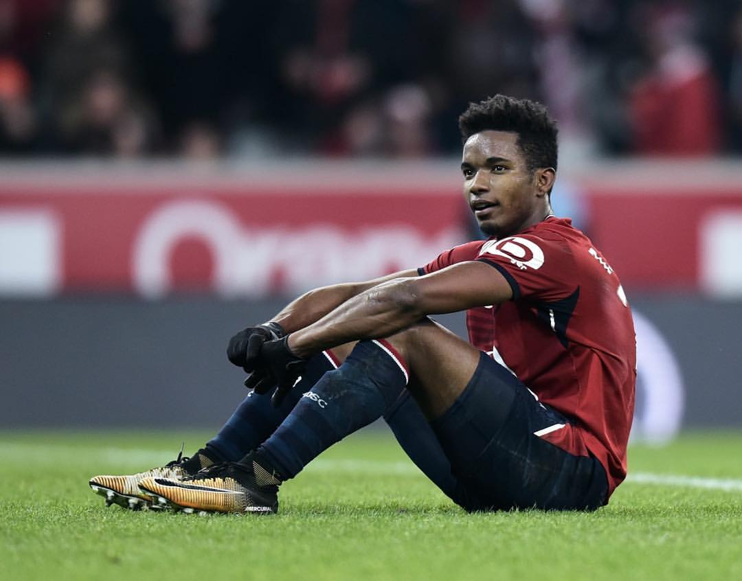 BeFoot's photo on Thiago Mendes
