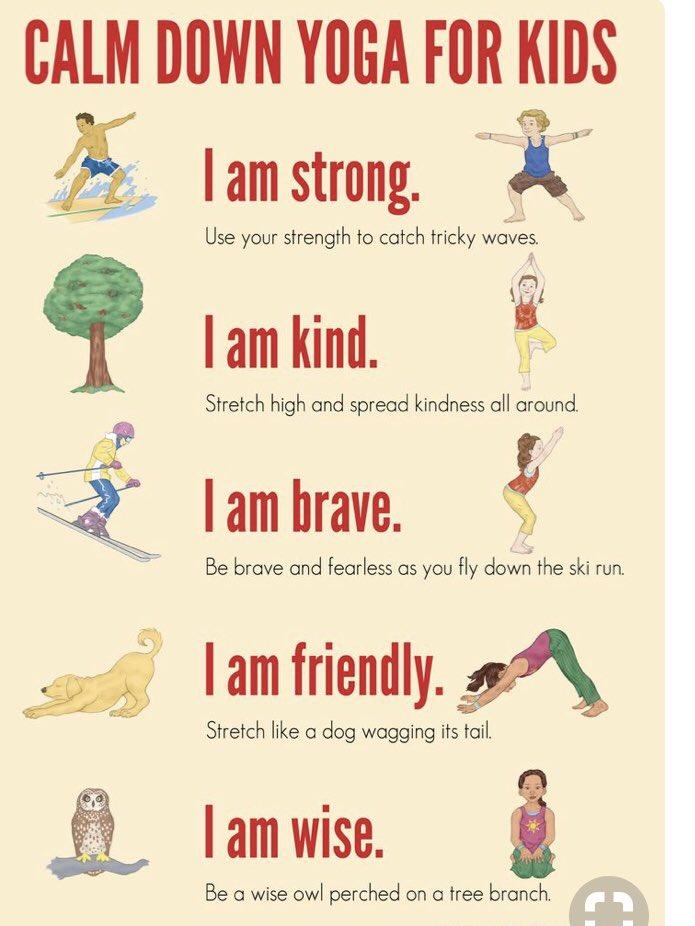 For positive self kids talk Positive Self