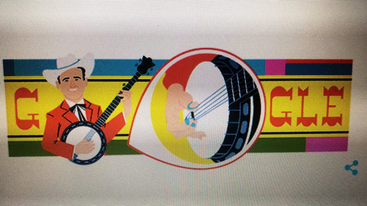 Nice job @Google! #EarlScruggs <br>http://pic.twitter.com/SjqxkvmUbV