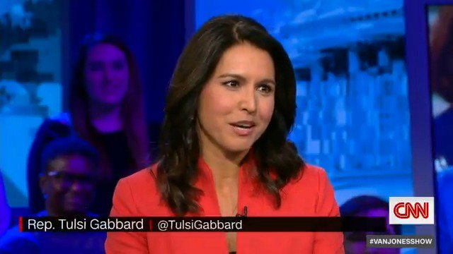 "Rep. Tulsi Gabbard says she will run for president in 2020. ""I have decided to run and will be making a formal announcement within the next week,"" the Hawaii Democrat and Iraq War veteran told CNN's @VanJones68 https://cnn.it/2D4B6tX"