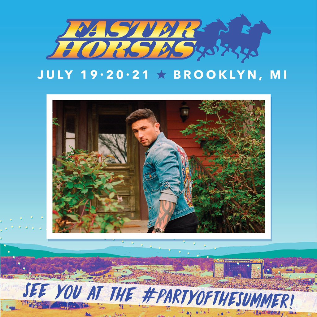 Michael Ray's photo on Faster Horses