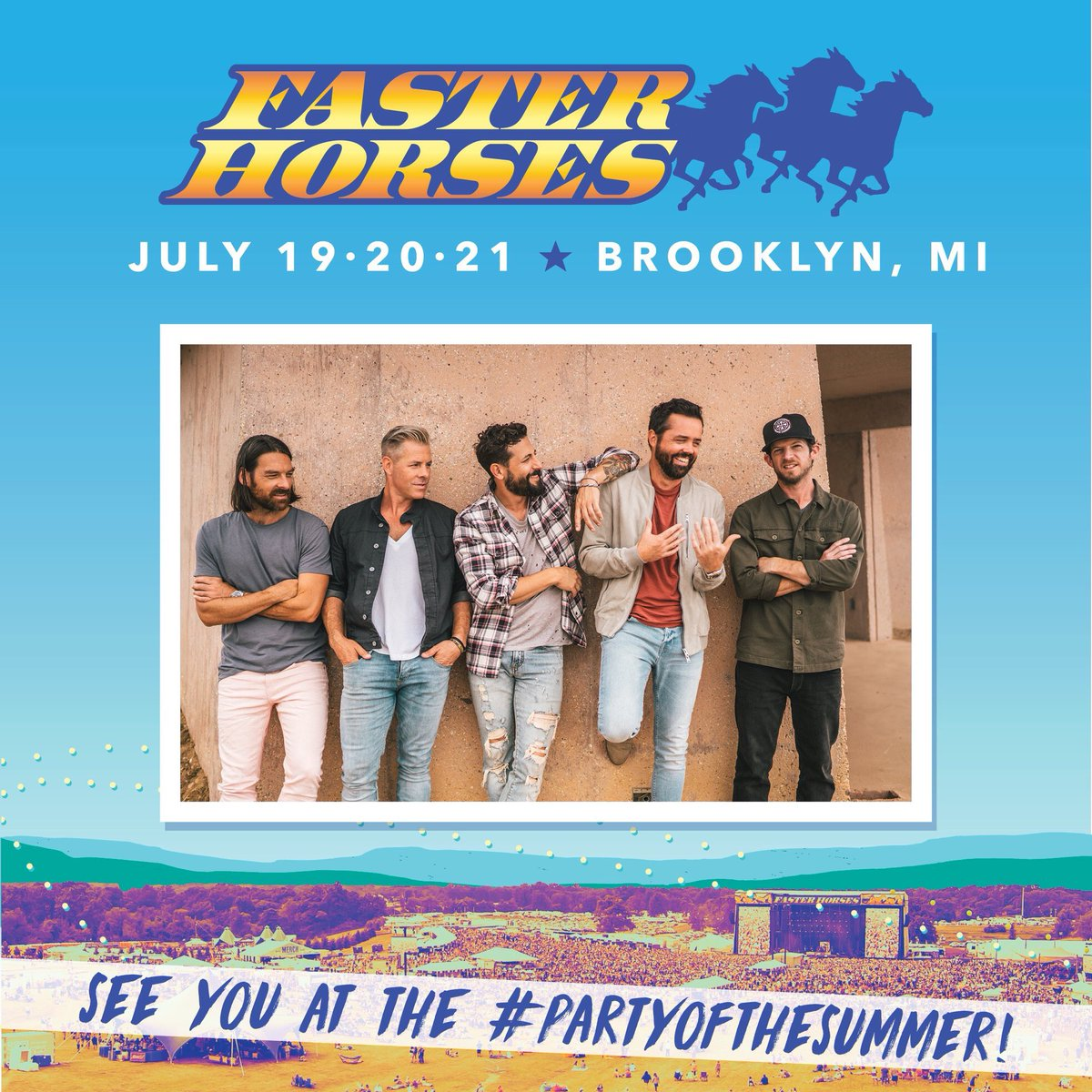 Old Dominion's photo on Faster Horses