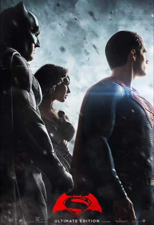 Gaby Meza's photo on #batmanvsuperman