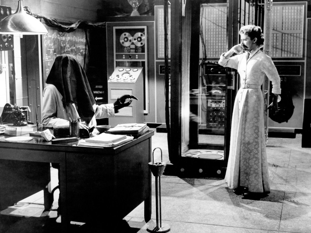 #TCMParty Live Tweet Alert! Join @TCM_Party for THE FLY ('58) tomorrow night at 8 PM ET https://t.co/MN09AgYXPC