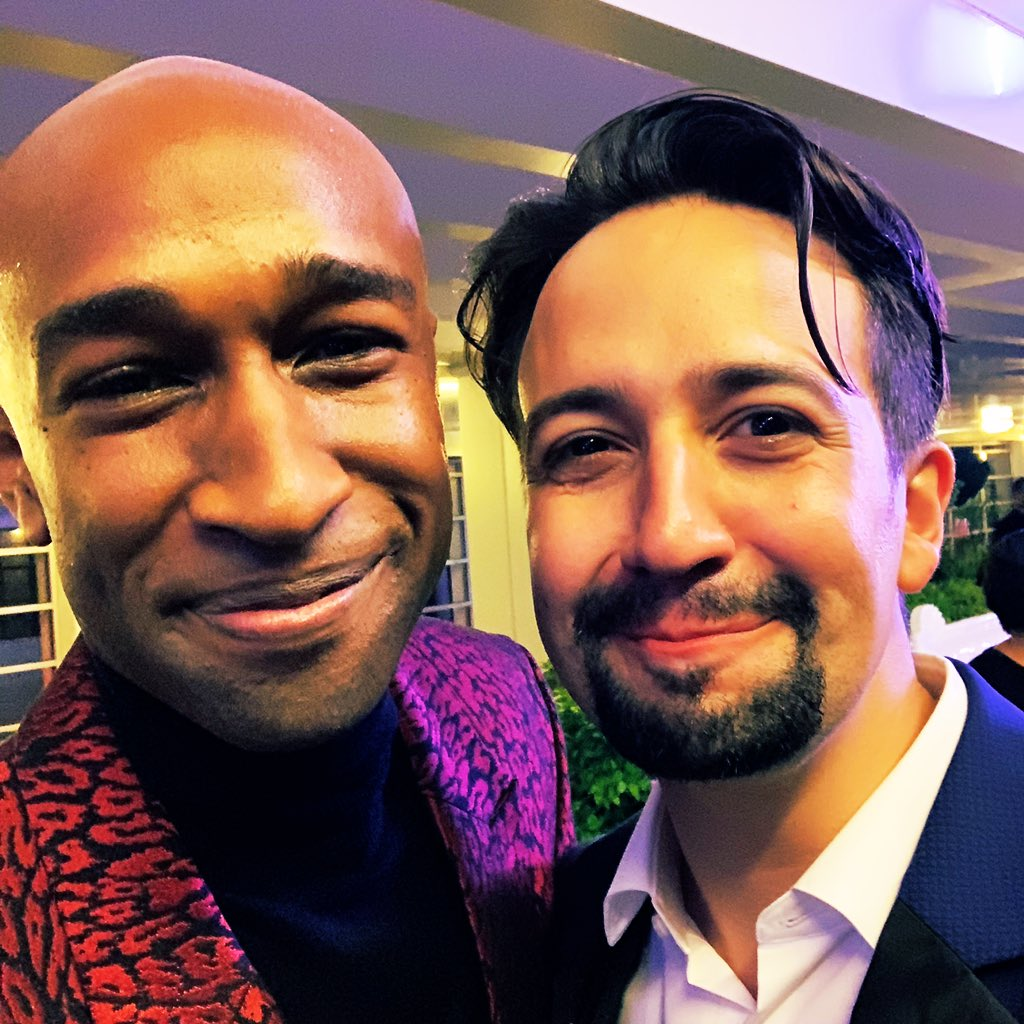 'Hamilton' opens in Puerto Rico with emotional performance by Lin-Manuel Miranda: 'I just love this island so