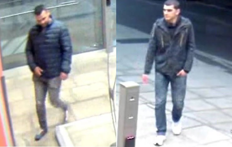 Appeal to identify men in CCTV images following sexual assault in central London https://t.co/61851nkbUb https://t.co/jokZNd276X