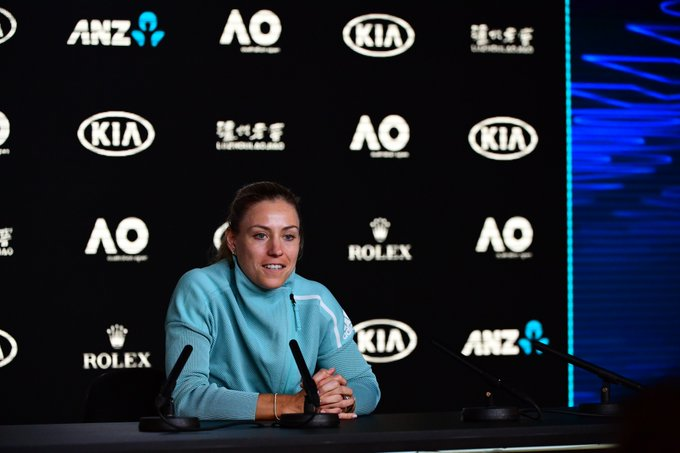 Find out what your favourite star had to say ahead of #AusOpen 2019. 👉 Foto