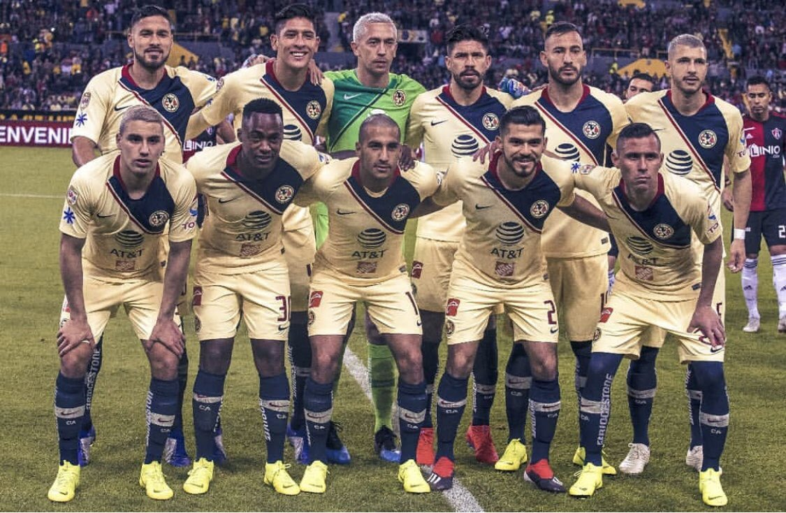 AMÉRICA NATION's photo on #S13MPREÁGUILAS