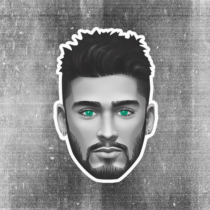 📲 Tweet with #HappyBirthdayZayn & send us your videos listening to #IcarusFalls with the ZDAY filter. 🎊 Photo