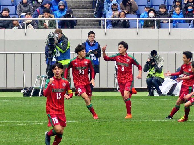 速報 サッカー 高校 選手権