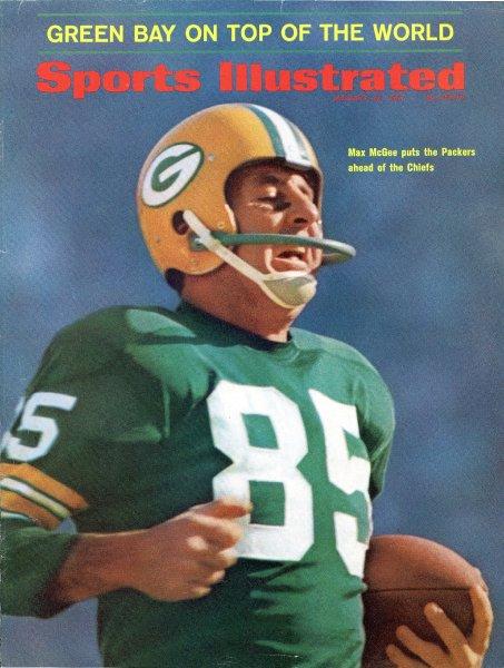 Von Null auf Football-Held: Er war Ersatzspieler, verkatert, ließ gleich den ersten Ball fallen - und dann erzielte Max McGee den ersten Touchdown im ersten Super Bowl der NFL-Geschichte, heute vor 52 Jahren (aus dem @einestages-Archiv) https://t.co/Mcft3SdUqL