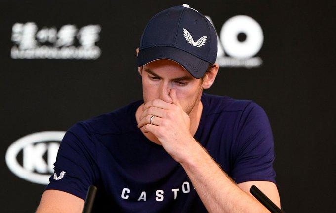 Andy Murray anuncia su retiro luego de Wimbledon Photo