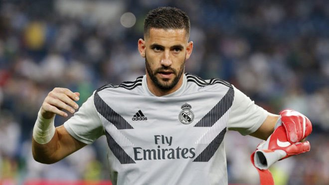 Sky Sports: Leeds United are in talks to sign Kiko Casilla this month. Photo