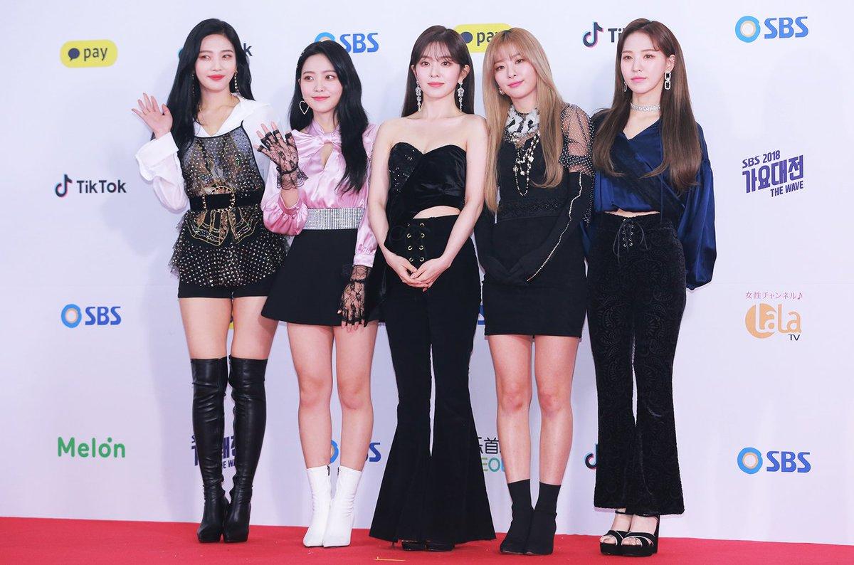 Red Velvet, BLACKPINK & more Korean artists set to tour the U.S. in 2019 https://t.co/XaI9z0ALBg