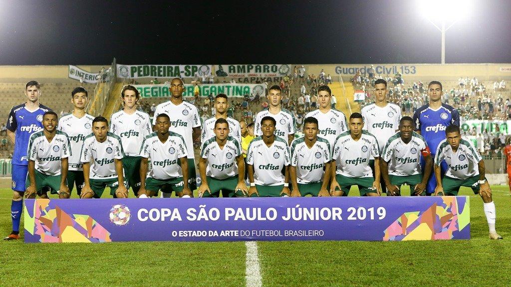 Base Palmeiras's photo on #CriasDaAcademia