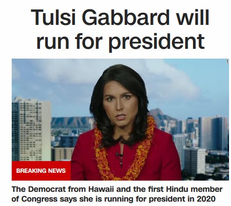 Colonel Angus's photo on #Tulsi2020