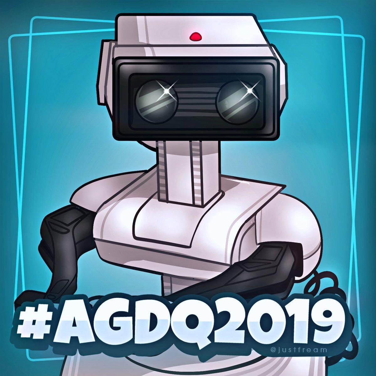 ALL HAIL TASBOT! | #AGDQ2019  #GamesDrawnQuick @GamesDoneQuick<br>http://pic.twitter.com/zQALxHCPfI