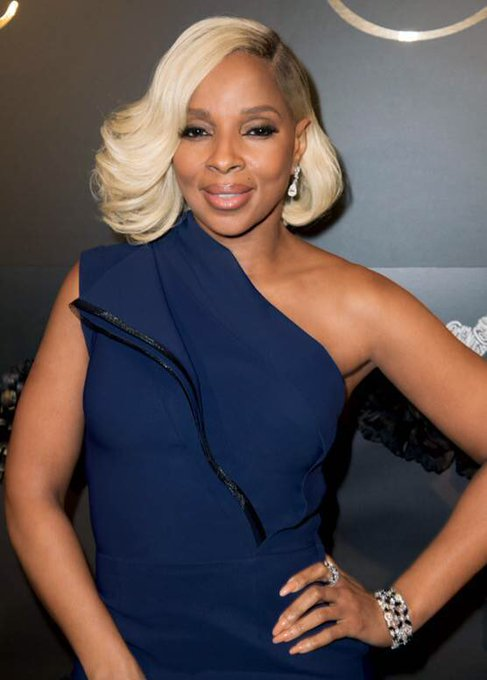 Happy Birthday Mary J. Blige!!!