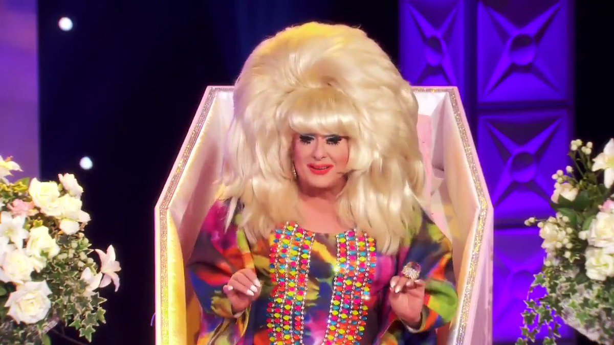 Draglicious's photo on Lady Bunny