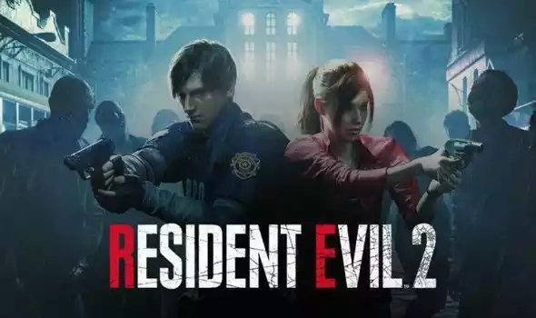 DvidFont's photo on #ResidentEvil2Demo