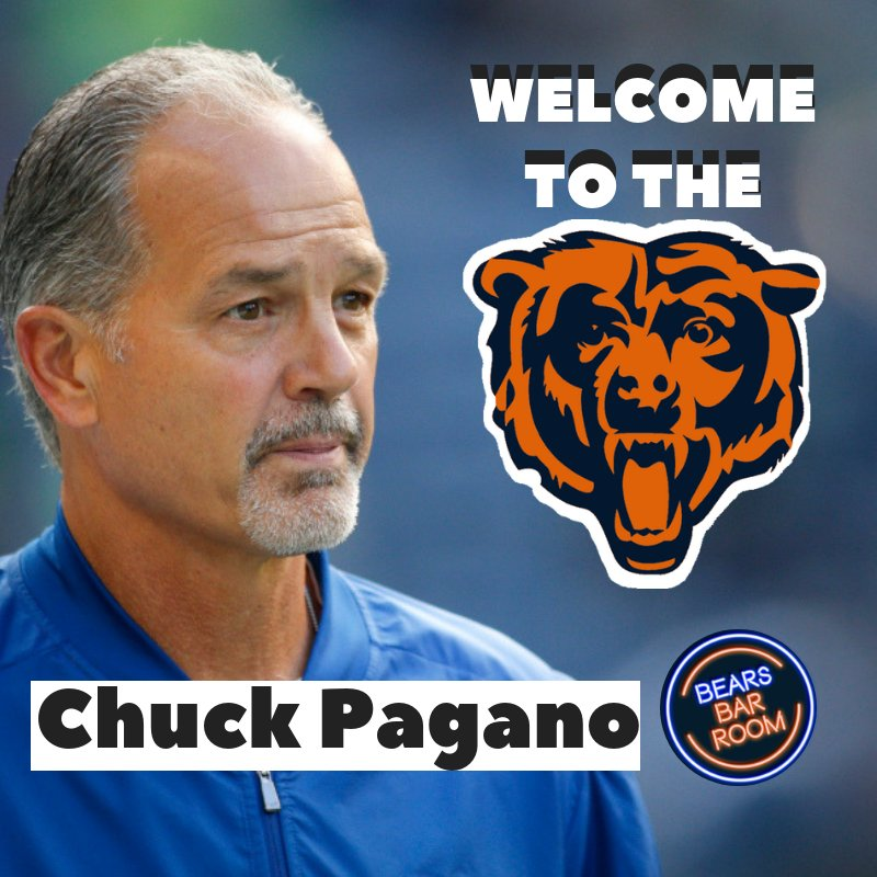 Bears Barroom's photo on Chuck Pagano