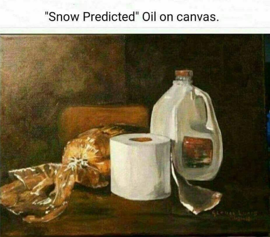 Jennifer Razzano's photo on #snowpocalypse