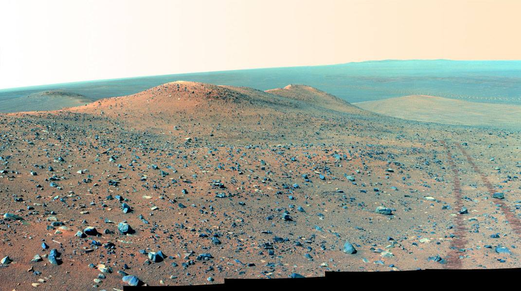 Welcome to #Mars