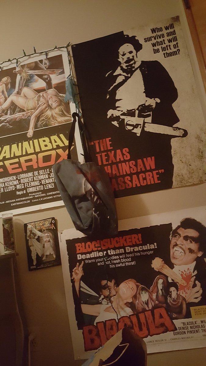 Very sick nun action figure my BFF gave me #cannibalferox  #texaschainsawmassacre #blacula #exploitation #exploitationfilms  #warriornun #nun #horror #altar ...
