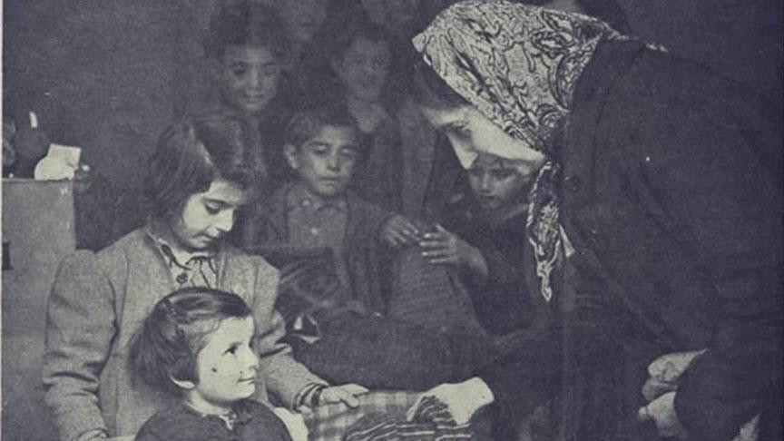 Syria hosted European refugees during World War II http://aane.ws/vyB