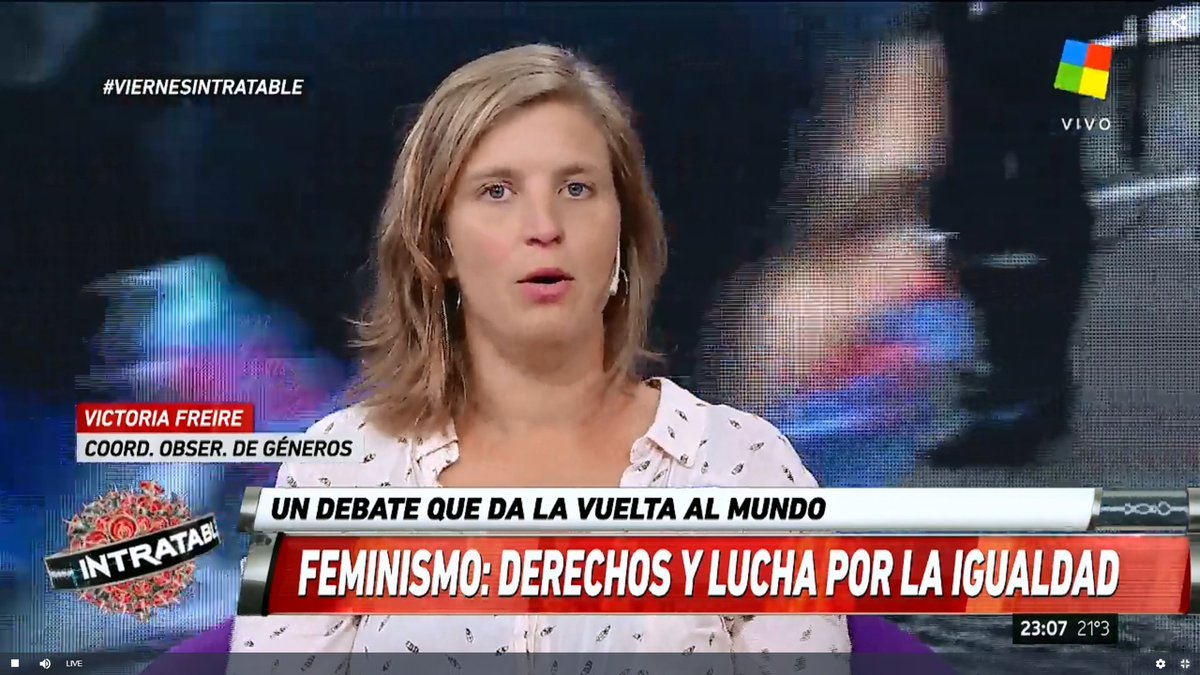 Vicki Freire's photo on #ViernesIntratable